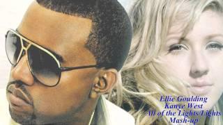 All Of The Lights Mashup - Ellie Goulding//Kanye West