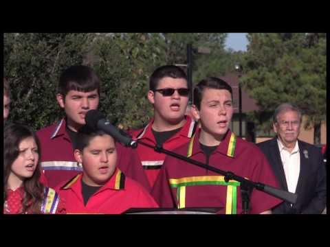 Cherokee Nation's Young and Cherokee Austin Jones