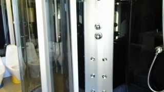 Гидромассажный бокс EcoSan 130*85(Весь ассортимент сантехники на http://www.santmir.com.ua. Сантехнику по доступной цене и с полной информацией о товаре..., 2013-08-23T18:17:58.000Z)
