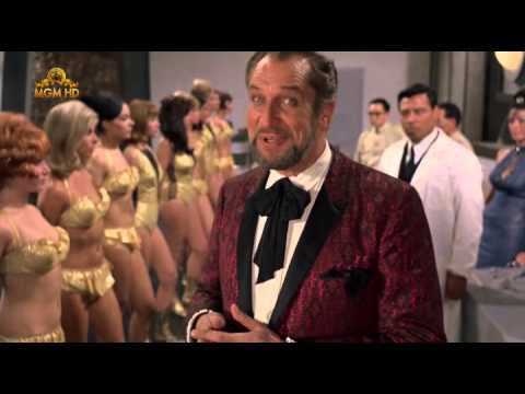 Download Dr  Goldfoot and the Girl Bombs 1966 Rus sempl ПМ