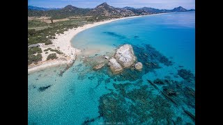 Top 6 beaches in south Sardinia