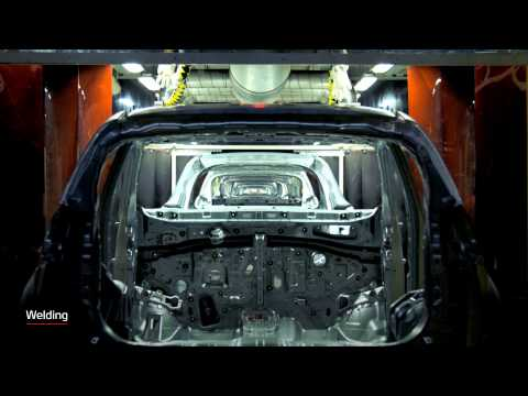 "Kia Motors Company PR Movie - ""Production Process"""
