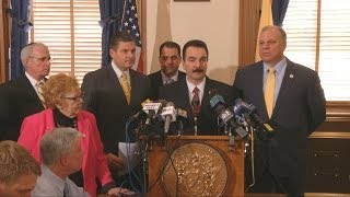 NJ Legislative Democratic Response to FY 2015 Budget Address