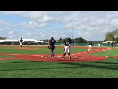 Oct 2017 at Premier Baseball, Tomball, TX