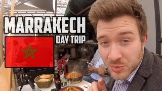 day trip to marrakech from london