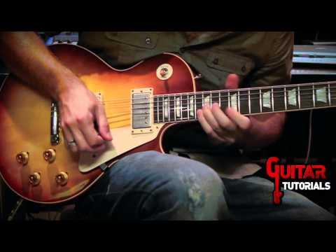Sloe Gin (Joe Bonamassa) - Guitar Performance By Matt Bidoglia