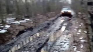 Настоящие внедорожники на чумовой грязи(Рамные внедорожники выбрали тяжёлый путь., 2016-12-15T23:04:29.000Z)