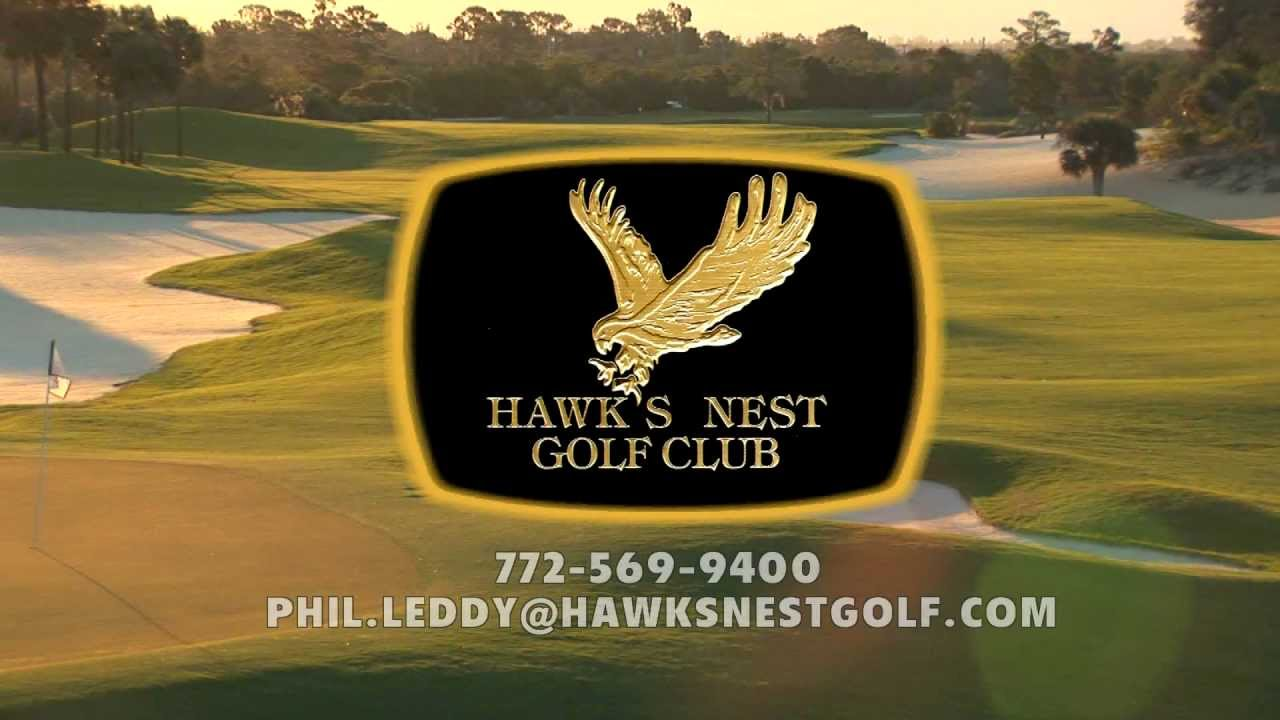 hawk 39 s nest golf club presentation vero beach fl youtube. Black Bedroom Furniture Sets. Home Design Ideas