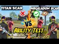 Megalodon Scar V S Titan Scar King Vs King Full Review Which Gun Is Better  Mp3 - Mp4 Download