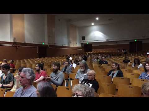 4th Video, Town hall meeting about So Cal Gas Co Storage Facility in Playa Del Rey