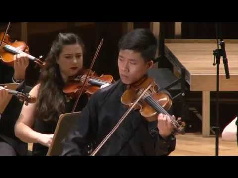 Beethoven Violin Concerto - Kerson Leong, violin