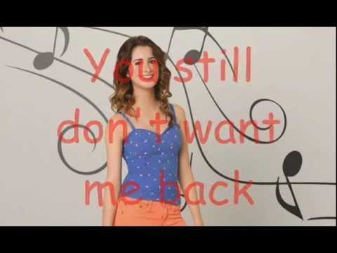 Laura Marano - Mile In Silence (Lyrics)