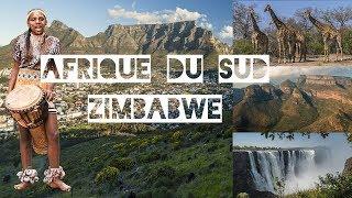 Afrique du Sud, Zimbabwe en voiture 4K