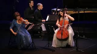 Mary Kouyoumdjian's piano trio Moerae