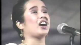 UPCC 1988 - Payapang Daigdig (Annie Lumbang - Regaliza)