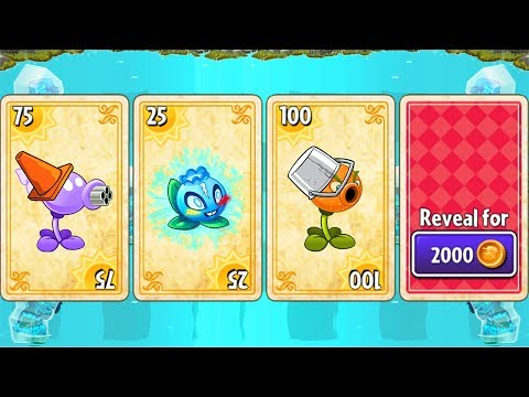 Plants vs Zombies 2 Big Wave Beach - Tiki Torch-er: Level 71-75