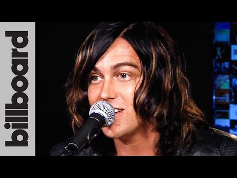 Sleeping With Sirens - 'Santeria' Live Acoustic Performance | Billboard
