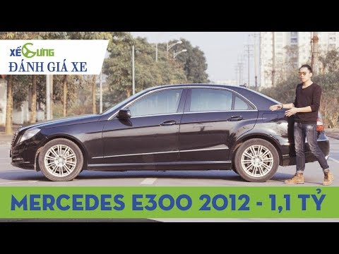 Đánh giá chi tiết xe Mercedes-Benz E300 cũ 2012 - Phần 1 |4K|Xế Cưng|