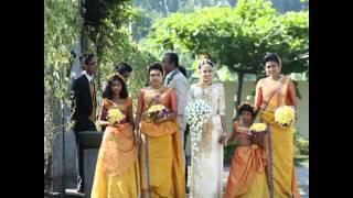 RASIKA & DARSHIKA : WEDDING DAY @ SILVER RAY, RATNAPURA