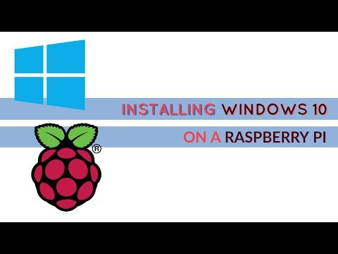 How To Install Windows 10 (Full) On A Raspberry Pi [2019]