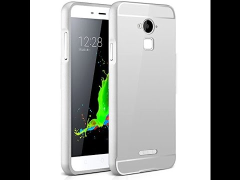 reputable site 67989 9a142 Coolpad note 3 metal bumper case UNBOXING..
