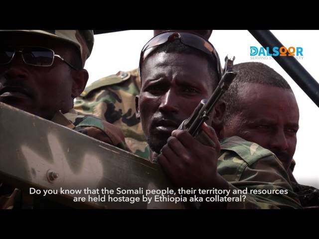 Dhaqaalaha Itoobiya ay ka samayso Soomaaliya - Ethiopias economical gains from Somalia