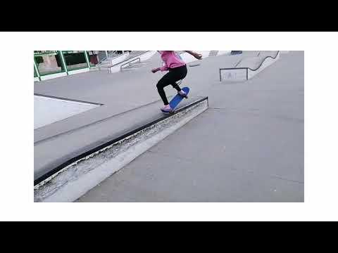Skatepark árbol