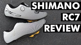 Shimano RC7 Review - Best cycling & triathlon shoe for the price?
