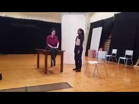 Stop Kiss - Scene Two - Detective Role (Brooklyn College)