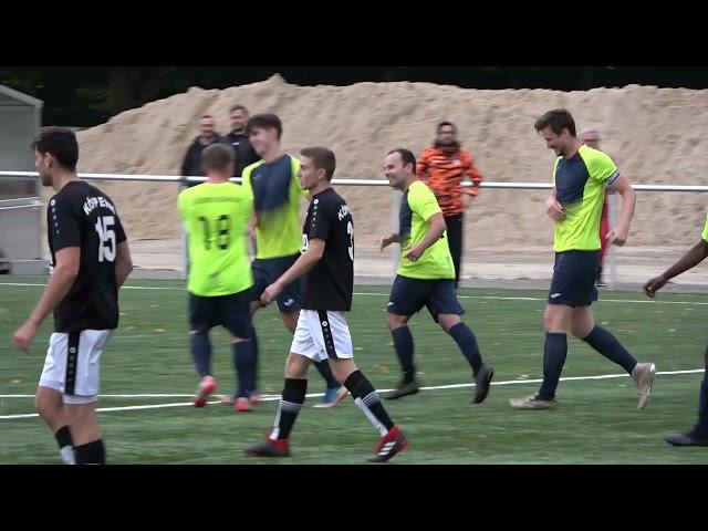 SGK Bad Homburg - Teut Köppern - Tore vom 03.10.2021