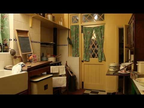 The 1940s House: The Kitchen