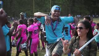 Official youth football hype video:  this lifestyle is no game!