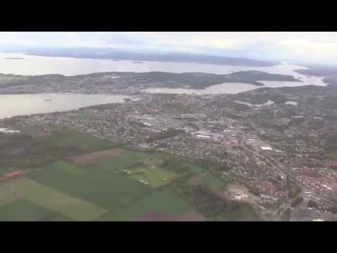 Take-off from Moss Airport, Rygge, Østfold County, Norway - 25th May, 2015