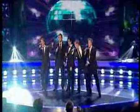 Ray Quinn & Westlife 'Thats Life'