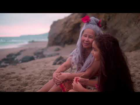 I Am Moana ~ Lili and Grandma Alice (OFFICIAL VIDEO)