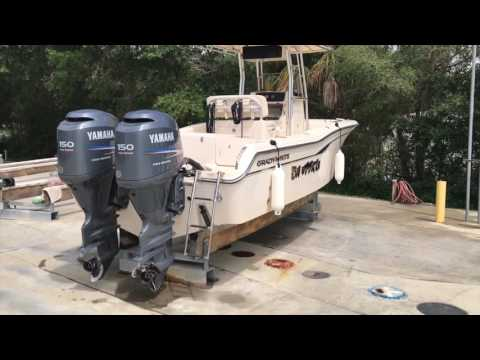 2008 Grady-White 257 Advance One Owner w/twin Yamaha 150s (318hrs) **St. Augustine**
