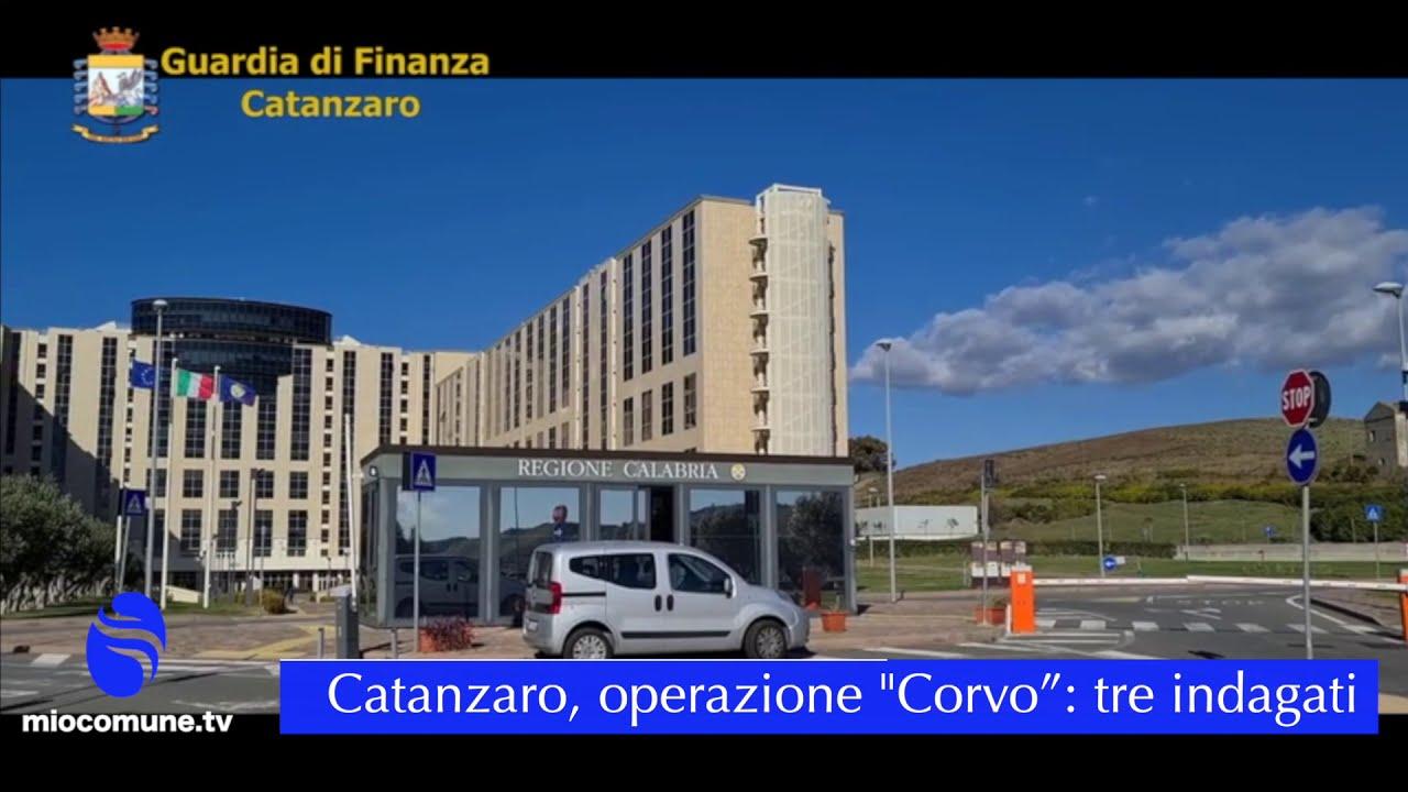 """""""Corvo"""": ex consigliere regionale di Forza Italia indagato per peculato"""