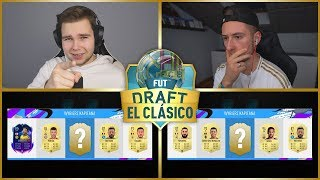 DRAFT EL CLÁSICO z LACHEM!   FIFA 20