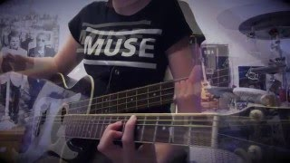 Muse - Explorers // One Girl Band Cover