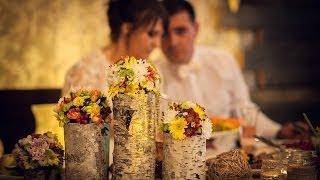 Как сделать оформление свадьбы в стиле