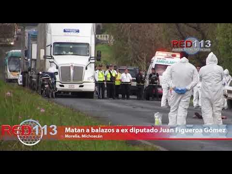 Matan a balazos a ex diputado Juan Figueroa Gómez, regresaba de la Cabalgata Morelos