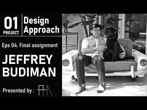 DesignApproach - Jeffrey Budiman