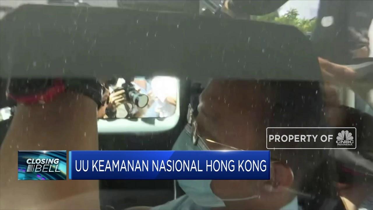 Ini UU Keamanan Nasional Hong Kong