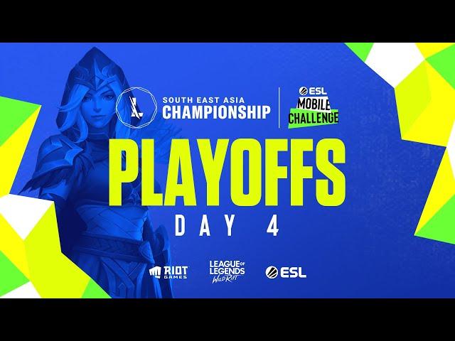 ESL Mobile Challenge presents Wild Rift SEA Championship 2021: Grand Finals