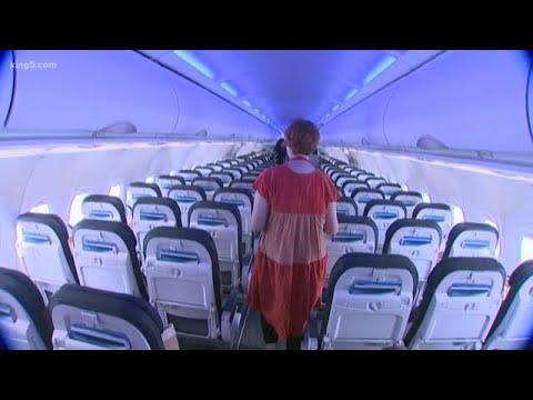 Alaska Airlines unveils new interior look