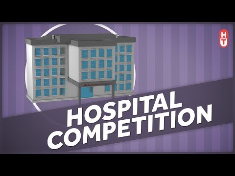 Hospital Competition Can Impact Your Health