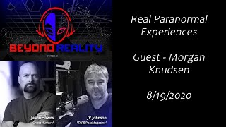 Real Paranormal Experiences - Morgan Knudsen - 802520