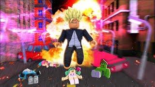 Roblox: SUPER SAIYAJIN 2 EM NAMEK !!! - Dragon Ball Z Final Stand - Ine
