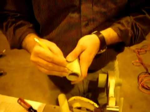 Bán máy hàn ống nhựa HDPE cầm tay - TECNODUE