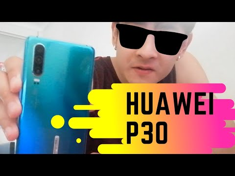 HUAWEI P30 Ammateur Phone Review and Unboxing!